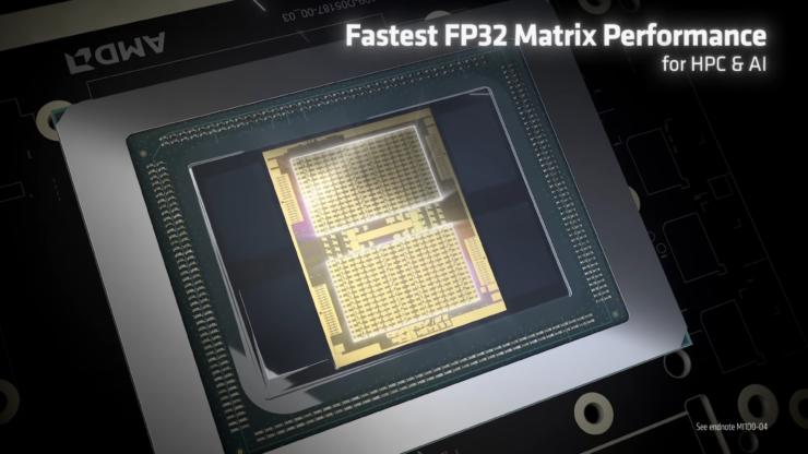 AMD Instinct MI200 CDNA 2 MCM GPU Is A Beast: 1.7 GHz Clocks, 47.9 TFLOPs FP64 & Over 4X Increase In FP64/BF16 Performance Over MI100