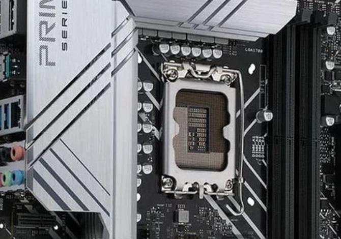 ASUS Z690 PRIME Motherboards Bocor, First Look Pada Varian DDR5 & DDR4