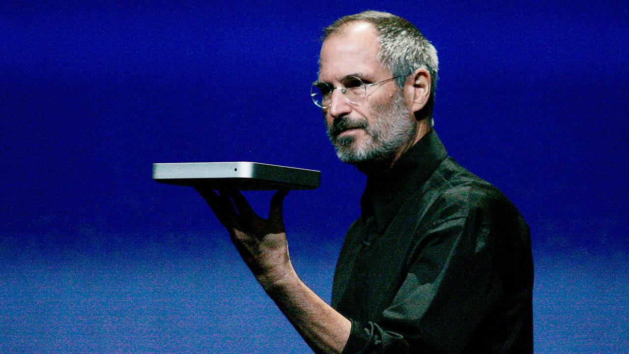 Steve Jobs Dell Mac OS Windows PC