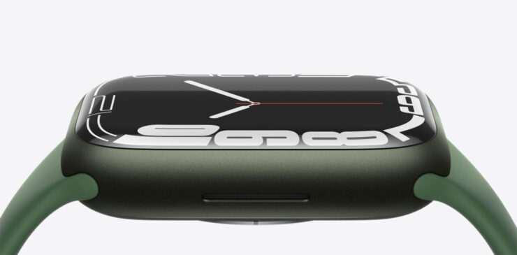 Apple Watch Series 8 Display Size