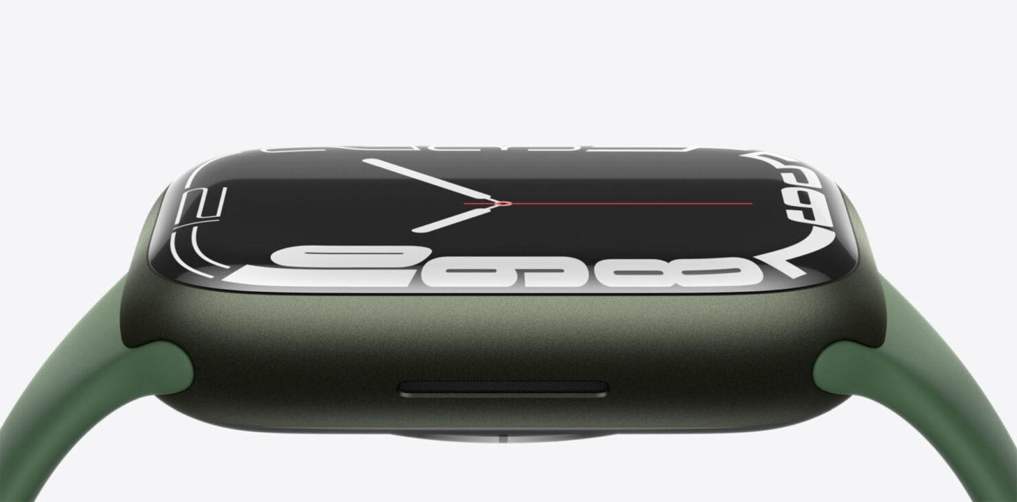 Apple Watch Series 7 Screen