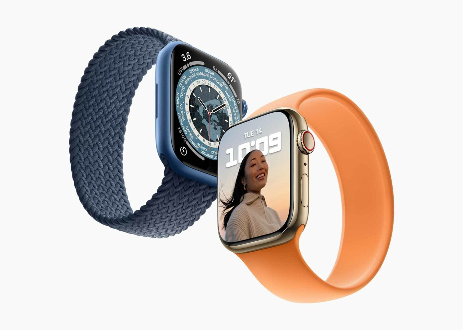 You Can Pre-Order Apple Watch Series 7 Starting Friday, October 8