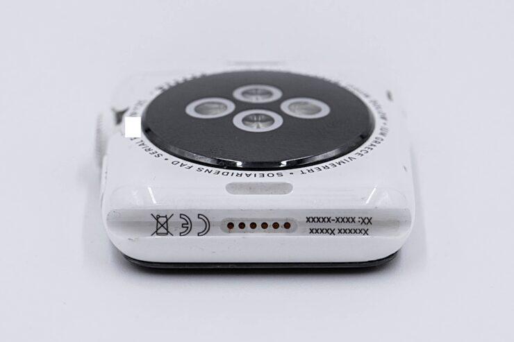 Apple Watch Series 7 DIagnostic Port