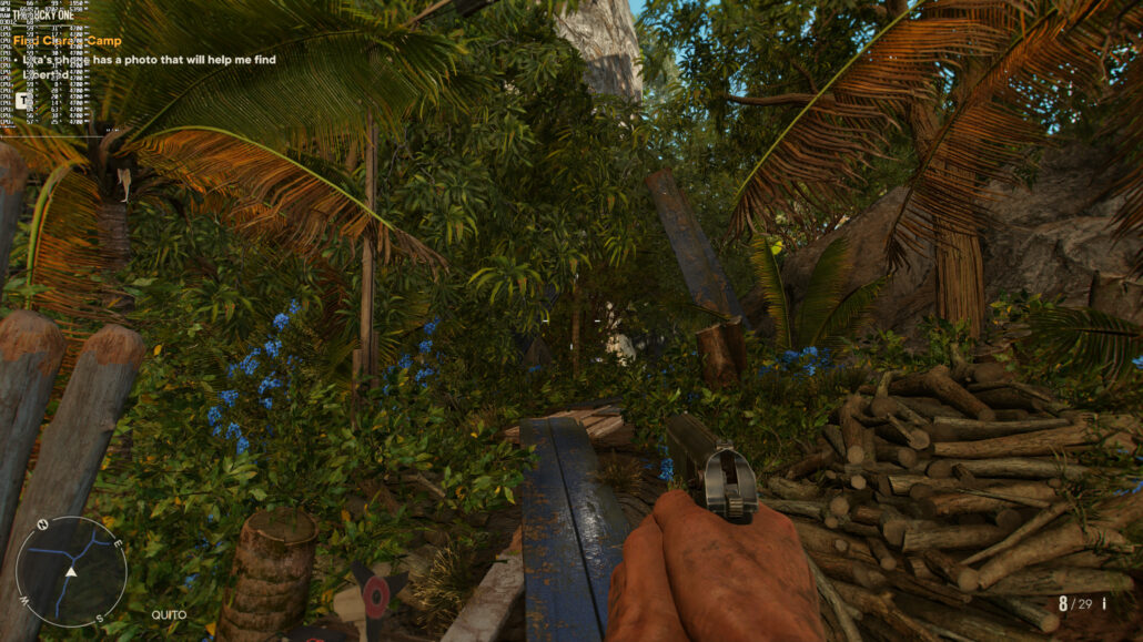 Far Cry 6 PC High Res Textures Disabled