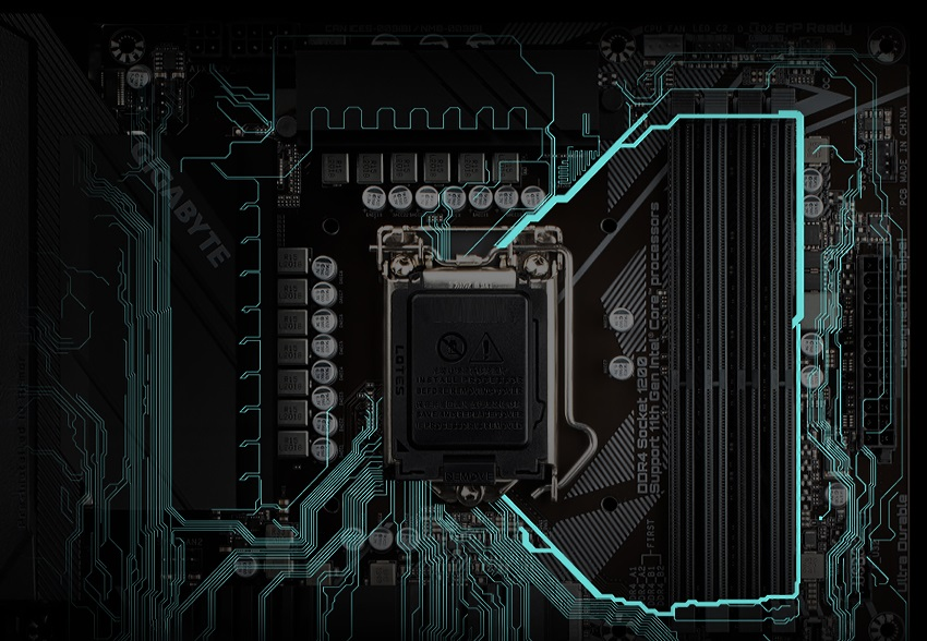 Intel Core i7-12700K Alder Lake CPU Spotted Running On Gigabyte's Z690 UD AX DDR4 Motherboard