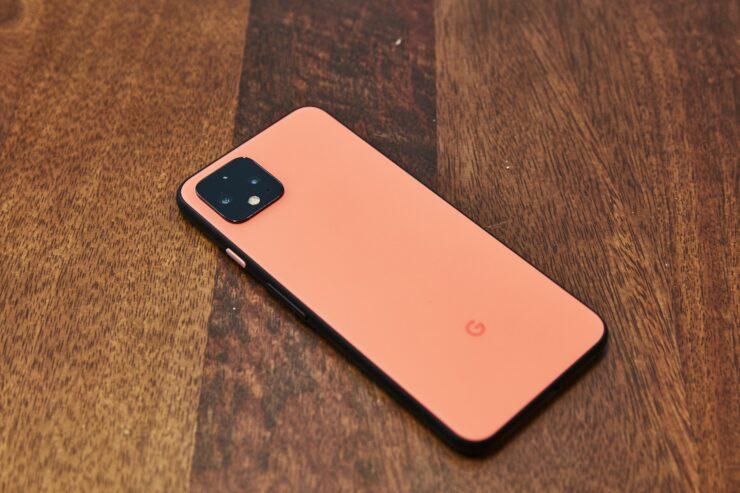 Google Pixel 4 Smartphone Refurbished