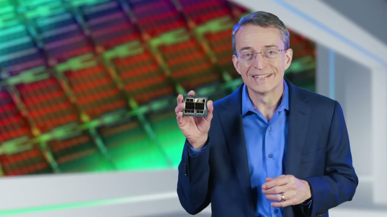 Intel CEO Says AMD Has Done A Great Job But Their Lead Is Over With Alder Lake & Sapphire Rapids CPUs