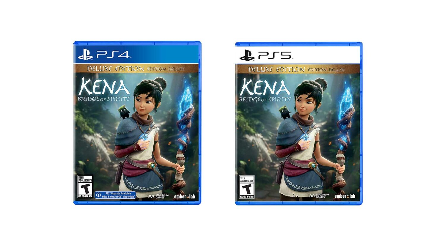 Kena: Bridge of Spirits Deluxe Edition Is up for Pre-Order for PS4, PS5, for Just $49.99