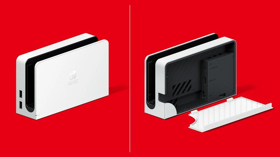 Nintendo Switch OLED