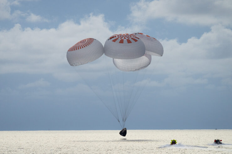 SpaceX Dragon Inspiration4