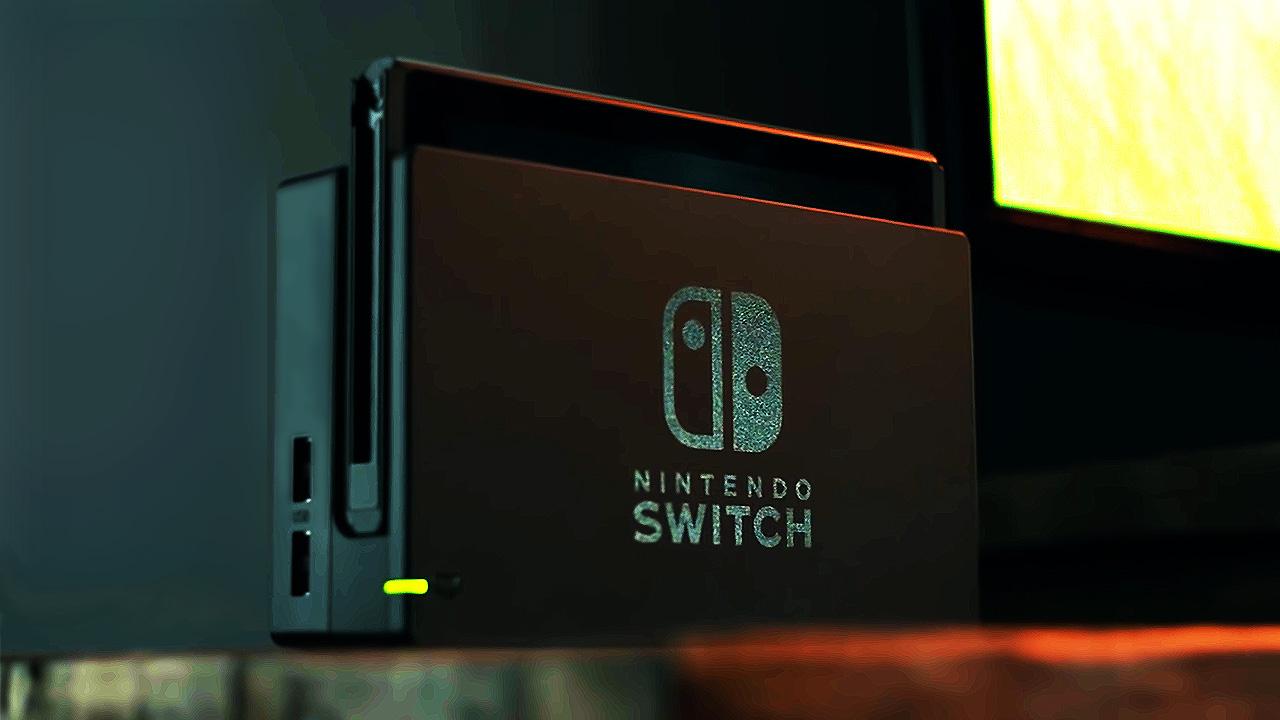 Commutateur Nintendo