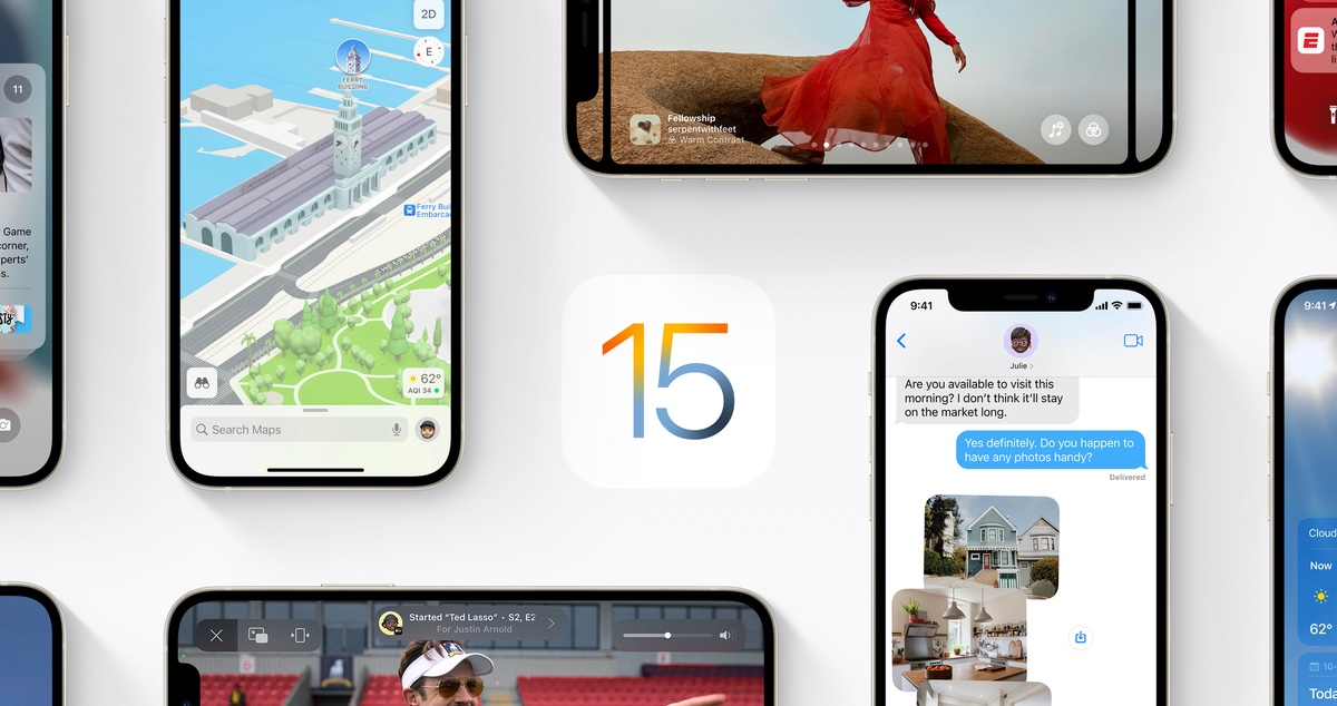 Download iOS 15.0.2 and iPadOS 15.0.2 for iPhone and iPad