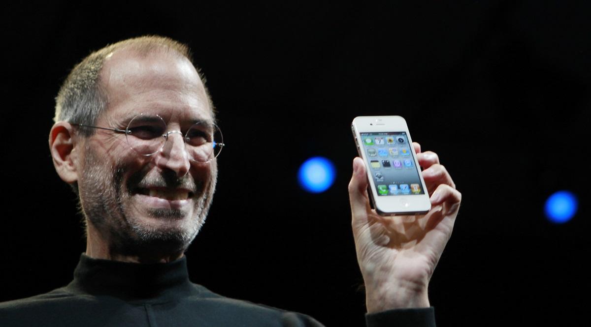Steve Jobs original iPHone