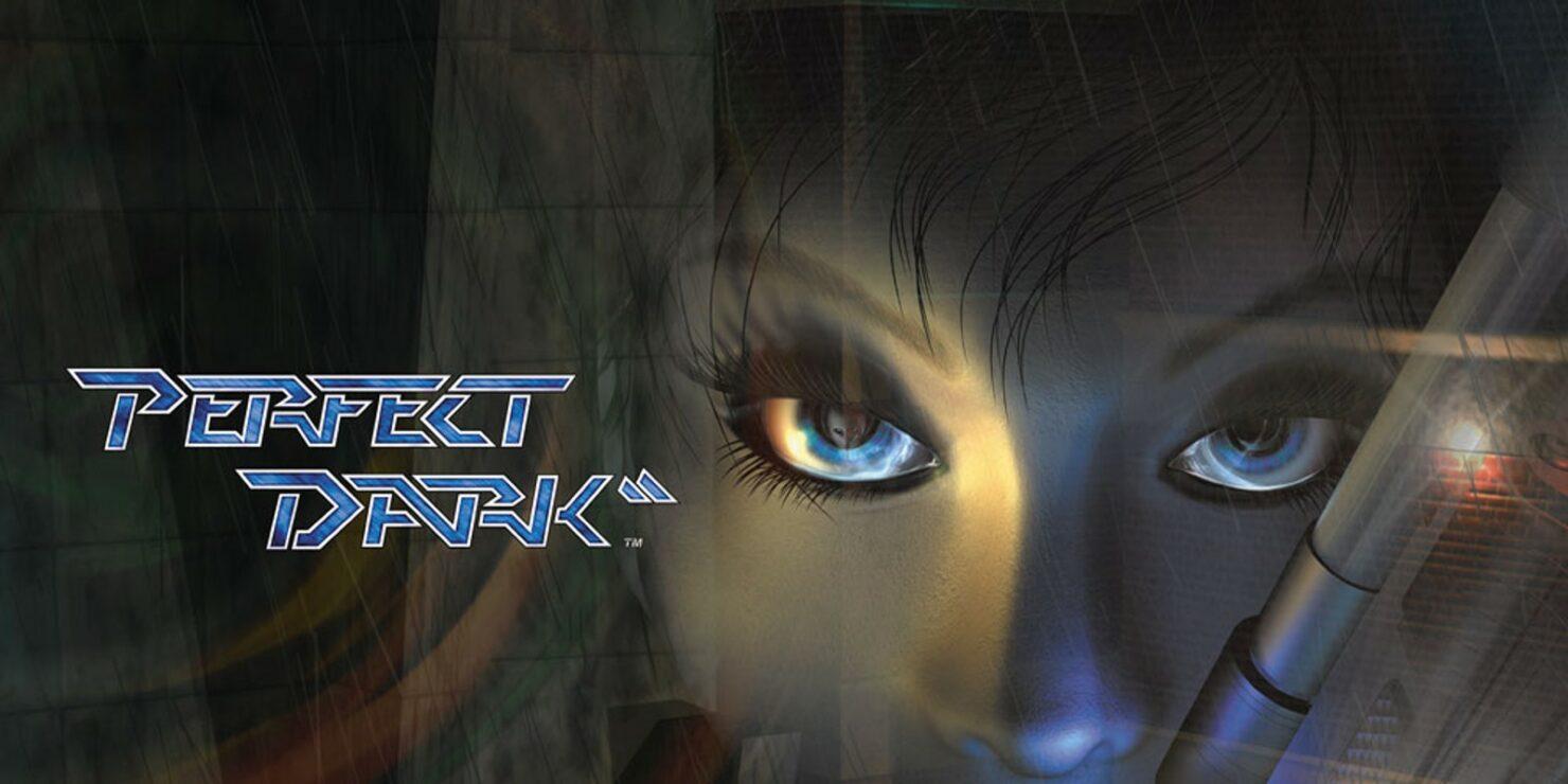 perfect dark n64 nintendo switch online
