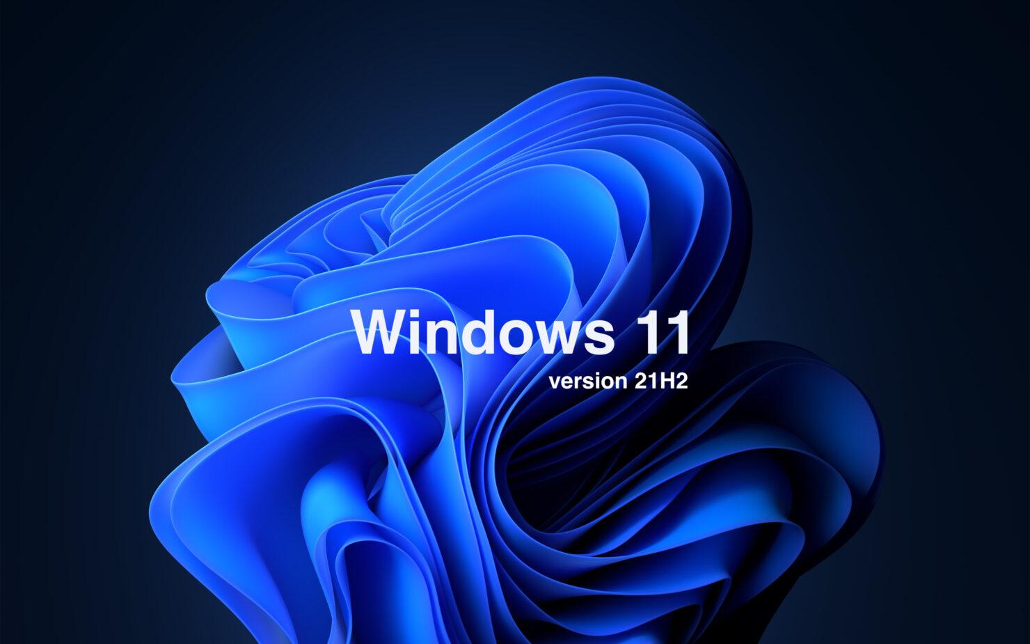 windows 11 version 21h2 windows 11 known issues Windows 11 cumulative update