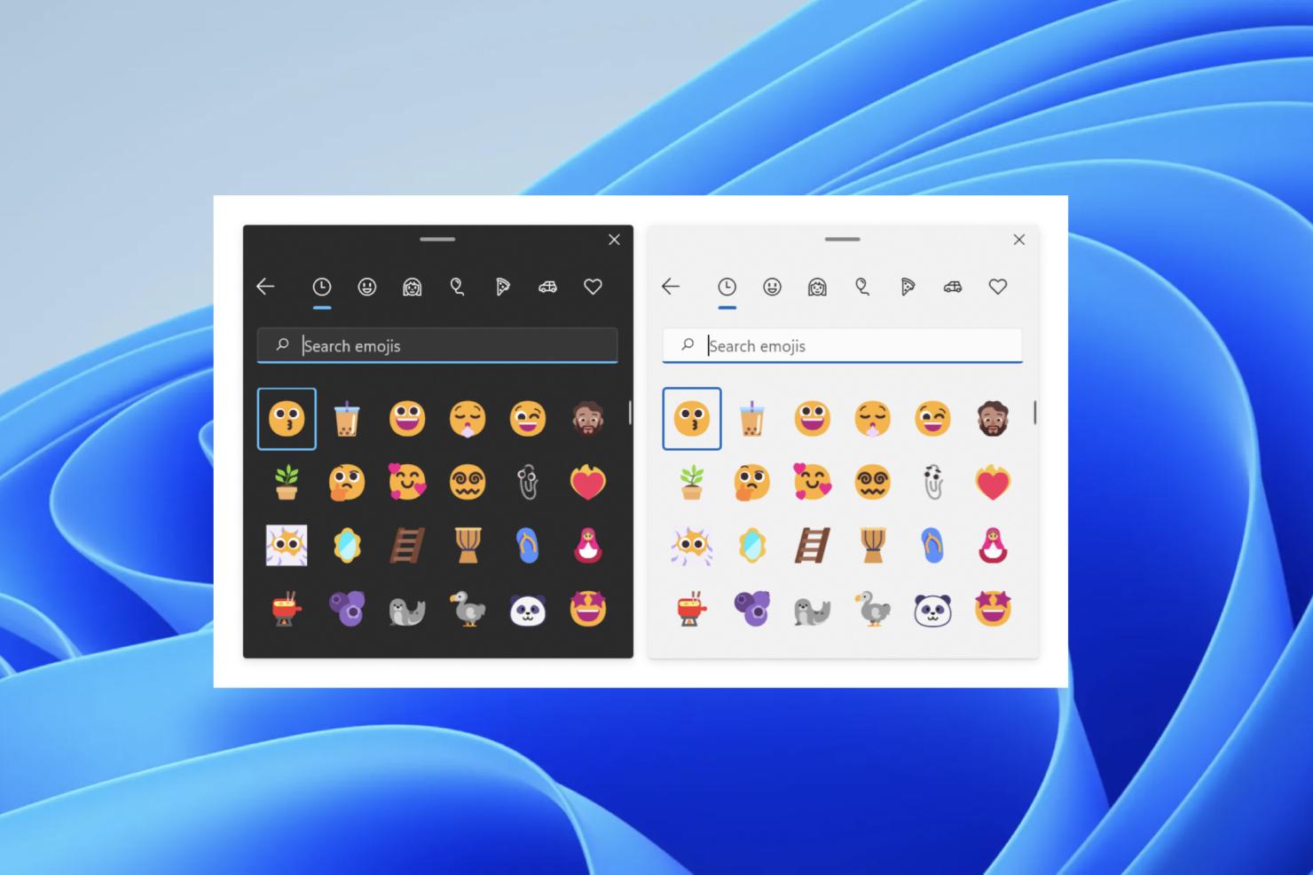 windows 11 emoji